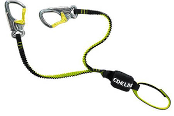 Recalled Edelrid via ferrata set