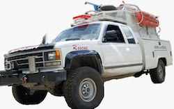 Search and Rescue Truck regarding billing for rescue