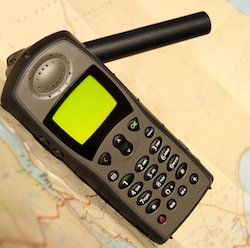 sat phone satellite phone emergency communications device crisis comm