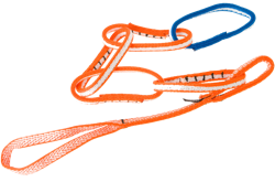 Metolius PAS Tether Spectra and Nylon